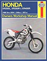 Honda XR250L, XR250R & XR400R 1986 thru 2004: 249cc, 397xx (Owners' Workshop Manual)