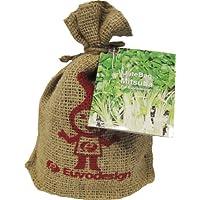 Euvo Design Jute Bag ミツバ JP10857