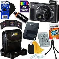 Canon PowerShot sx620HS 20.2MP Wi - Fiデジタルカメラwith 25x光学ズーム& HD 1080pビデオインターナショナルバージョン+アクセサリキットW/HeroFiber Gentleクリーニングクロス