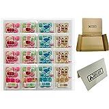 こざくら餅 ミックス餅 ソーダ餅 コーラ餅 4種類 16個セット assort marchē(アソートマルシェ) オリジナル メッセージカード付