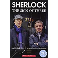 Sherlock: The Sign of Three (Scholastic Readers)