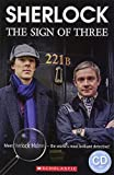 Sherlock: The Sign of Three (Scholastic Readers) 画像