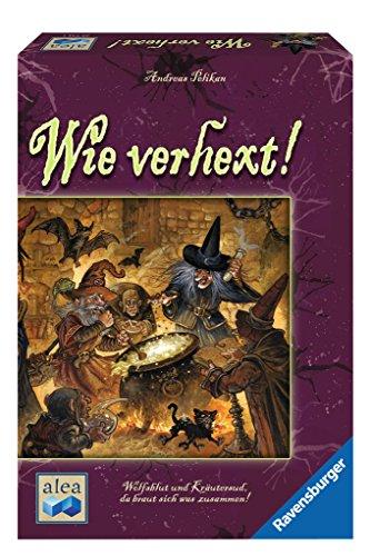 魔法にかかったみたい (Wie verhext!) [並行輸入品] カードゲーム