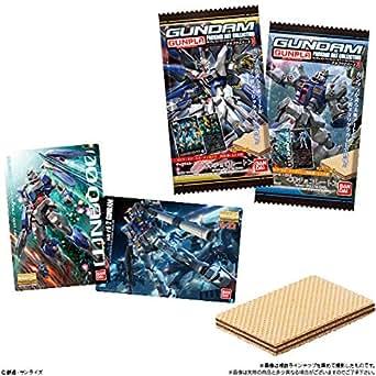 GUNDAMガンプラパッケージアートコレクション チョコウエハース3 (20個入) 食玩・準チョコレート1枚 (ガンダムシリーズ)