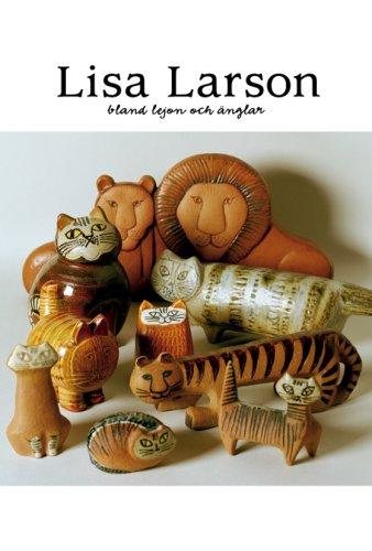 リサ・ラーション作品集 スウェーデンからきた猫と天使たち (P-Vine Books)