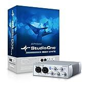 【国内正規品】PreSonus StudioOne BOX WHITE 数量限定