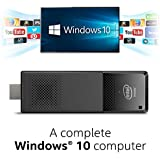 Intel Compute Stick スティック型コンピューター Windows 10 Home インテルAtom x5-Z8300 プロセッサー 搭載モデル BOXSTK1AW32SCR