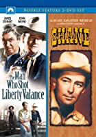Man Who Shot Liberty Valance & Shane [DVD] [Import]
