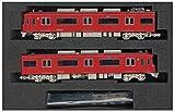 グリーンマックス Nゲージ 50532 名鉄3100系 1次車 グレードア 増結2両編成セット (動力無し)