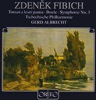 Toman a Lesni Panna / Boure / Symphonie No. 3 in E Minor (1995-09-19)