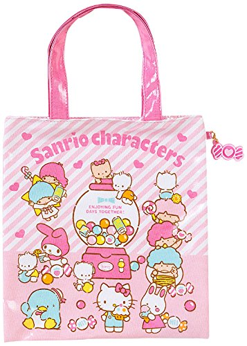 サンリオキャラクターズ 手さげバッグ(ファンシーミックス)の詳細を見る