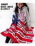 ANAP(アナップ)ANAPロゴアメリカンフラッグブラ ネイビー/レッド(059) F