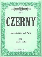 CZERNY - Los Principios del Piano (100 Estudios Faciles) para Piano (Iberica)