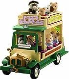 シルバニアファミリー UK カントリーバス (アイボリー)