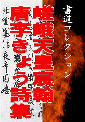 嵯峨天皇宸翰唐李きょう詩集: 書道コレクション013