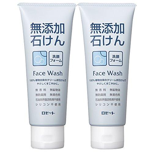 ロゼット 無添加石けん 洗顔フォーム 140g×2個パック ...