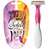 BIC Soleil Colour Collection Disposable Women's Razors - Pack of 8 Shavers