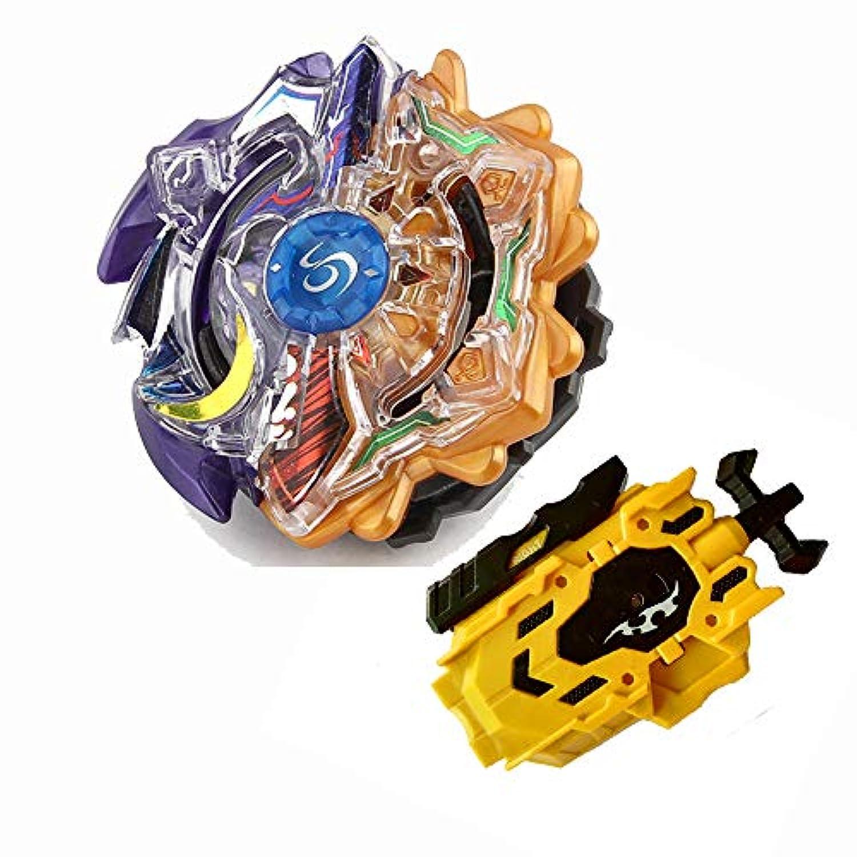 バトルトップス バーストスピニングジャイロ玩具 B64+B-00 YAMITERIOS.O.X' 左右発射器スターターセット
