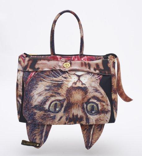 どこから見ても猫がいる。あちゃちゅむのバッグが2個もついてくるブランドムック