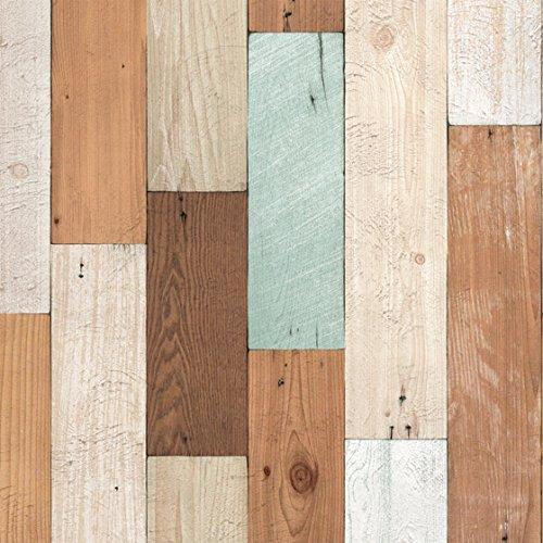 はがせる壁紙 シール式 50cm幅x1メートル単位 (DWP-07)
