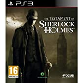 【HGオリジナル特典付き】PS3 The Testament of Sherlock Holmes アジア版