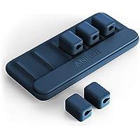 Anker Magnetic Cable Holder (マグネット式 ケーブルホルダー) ライトニングケーブル USB…