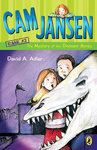 Cam Jansen: the Mystery of the Dinosaur Bones #3の詳細を見る