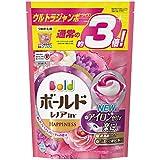 ボールド 洗濯洗剤 ジェルボール3D 癒しのプレミアムブロッサムの香り 詰め替え ウルトラジャンボサイズ 52個