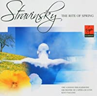 Rite of Spring by I. Stravinsky