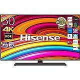 ハイセンス 50V型 4K 液晶テレビ BS/CS 4Kチューナー內蔵 レグザエンジンNEO搭載 HDR対応 -外付けHDD録畫対応(裏番組録畫)/メーカー3年保証-50A6800