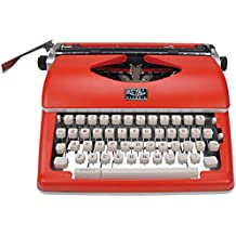 Royal 79120q Classic Manual Typewriter (red)