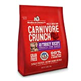 Stella & Chewy's Carnivore Crunch Turkey Dog Treats 3.25oz