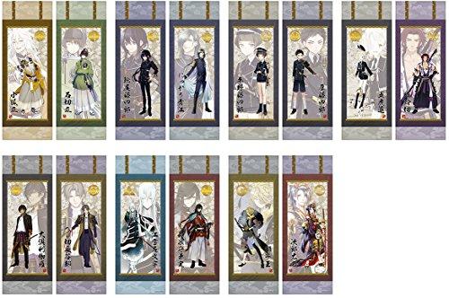 刀剣乱舞-ONLINE- トレーディング短冊ポスター 部隊参 8個入りBOX