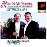 Mozart: Flute Concertos