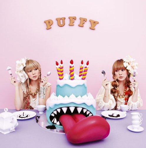 ハッピーバースデイ(初回生産限定盤)(DVD付) [Single, CD+DVD, Limited Edition] / PUFFY (CD - 2011)