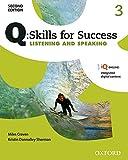 Q Skills for Success Listening and Speaking (Q Skills for Success, Level 3)