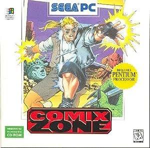 Comix Zone (輸入版)