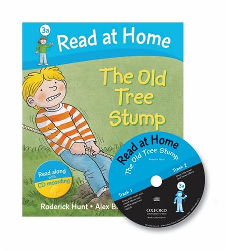 Read at Home: 3a: The Old Tree Stump Book + CD (Read at Home Level 3a)の詳細を見る