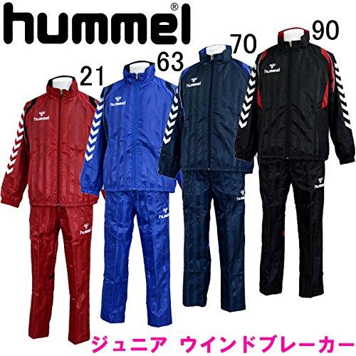 ジュニア ウインドブレーカー 上下セット 【hummel】ヒュンメル 上下セット(HJY3025/HJY3025P)