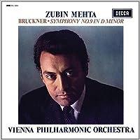 Bruckner: Symphony No.9 in D Minor [LP] by Zubin Mehta