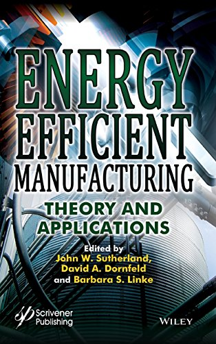 Download Energy Efficient Manufacturing: Theory and Applications 1118423844