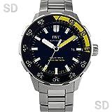 [IWC]IWC腕時計 アクアタイマー オートマチック 2000 ブラック Ref:IW356801 メンズ [中古] [並行輸入品]