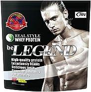 [Amazon限定ブランド] ビーレジェンド ホエイプロテイン【1kg】(WPC)Real Nutrition