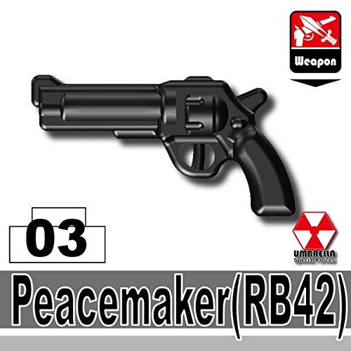 AFM ピースメーカー 回転式拳銃 ブラック
