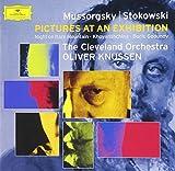 ムソルグスキー(ストコフスキー編):展覧会の絵、他~管弦楽曲集