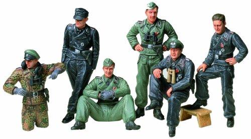1/35 ドイツ戦車兵小休止セット