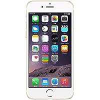 Apple au iPhone6 A1586 (MG492J/A) 16GB ゴールド