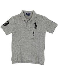 a40538b48c35f (ポロ ラルフローレン) POLO Ralph Lauren ボーイズ ビッグポニー ポロシャツ ワンポイント 刺繍 0105169