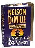 ネルソンDeMille MysteryジグソーパズルThe Mystery at Thorn Mansion 1000ピースパズル