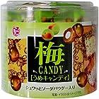 【大幅値下がり!】ハッピーポケット 梅キャンディ 90g×16箱が激安特価!